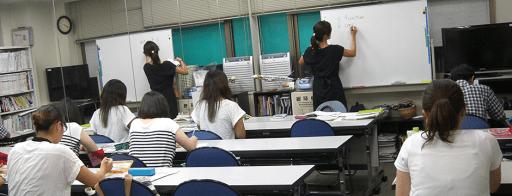 試験対策科 集中授業