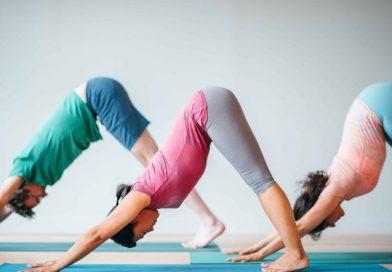 Yoga Class Holidays 2018