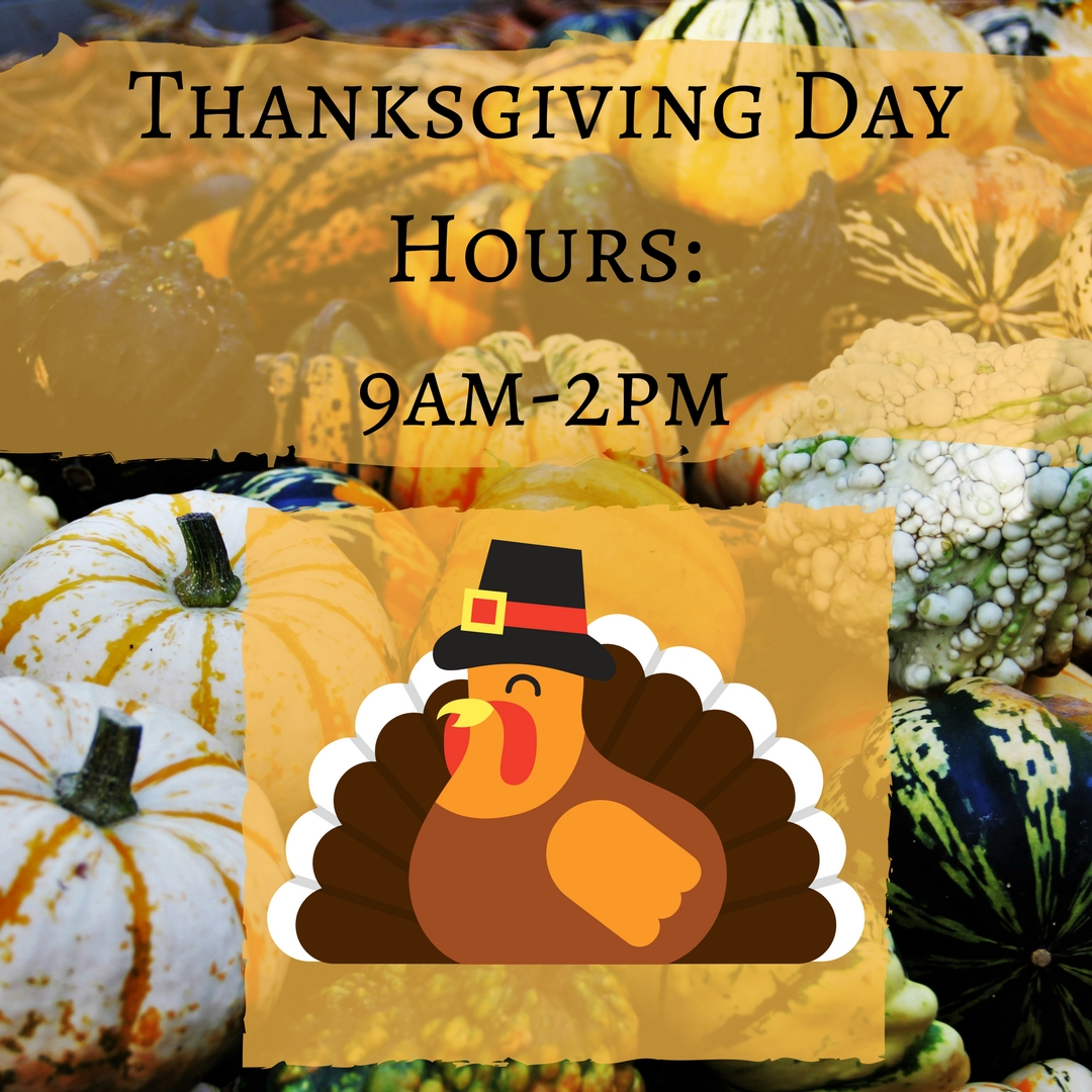 Thanksgiving Hours Welcome To Wilburs Total Beverage