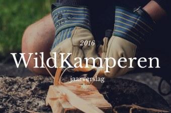 Overzicht wildkamperen 2016