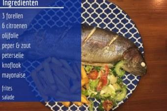 Recept: heerlijke duurzame forel