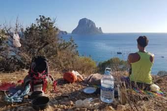 Gastblog: wildkamperen op Ibiza