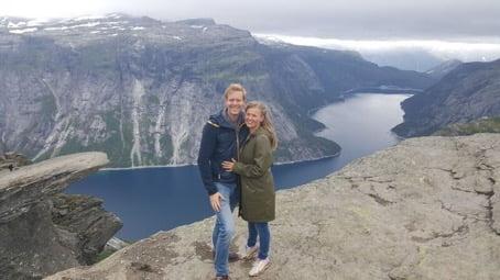 Gastblog: wildkamperen in Noorwegen