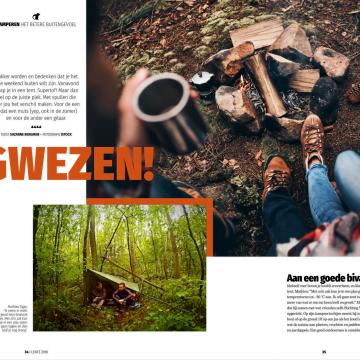 Bever interviewt Stichting Wild-Kamperen.nl