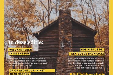 Nieuw: Magazine WILDKAMPEREN is uit