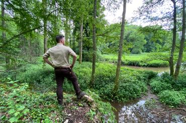 Locatie: Bivakzone Bois de Blaimont