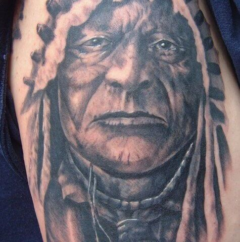 tattoo_arm_indianer
