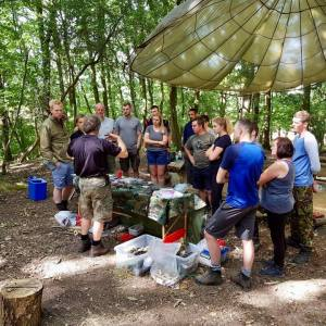 2 Day Urban Survival & SAS Experience Course - image  on https://www.wild-survivor.co.uk