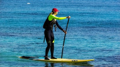 Stand Up Paddleboarding - image  on https://www.wild-survivor.co.uk