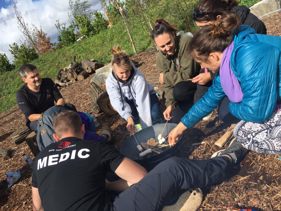 Corporate & Team Building Experiences - image  on https://www.wild-survivor.co.uk