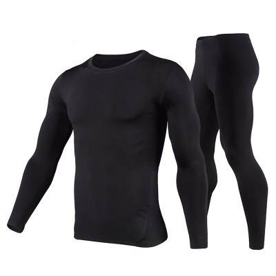 Men's Outdoor Fleece Thermal Underwear Set - image  on https://www.wild-survivor.co.uk