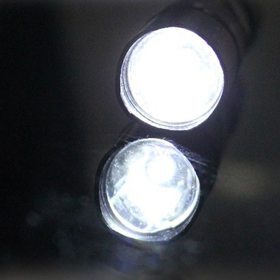 Portable Waterproof LED Torch - image  on https://www.wild-survivor.co.uk