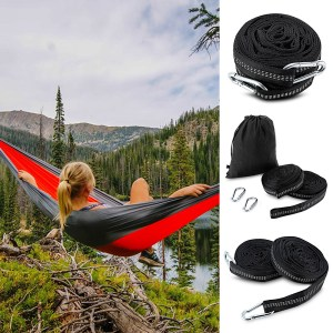 Adjustable Hammock Straps - image  on https://www.wild-survivor.co.uk
