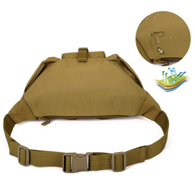 Waterproof Hiking Waist Bag - image  on https://www.wild-survivor.co.uk