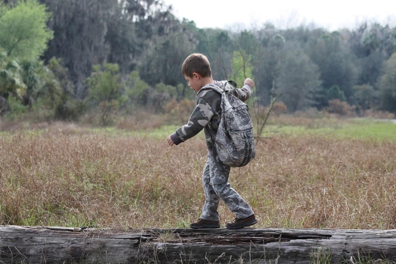 True Survival Stories - Missing Children Found Safe In Woods. - image  on https://www.wild-survivor.co.uk