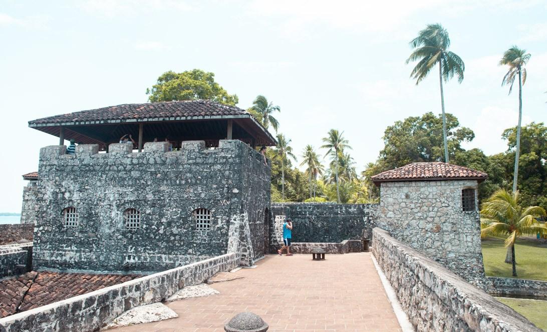 Fort in Guatemala