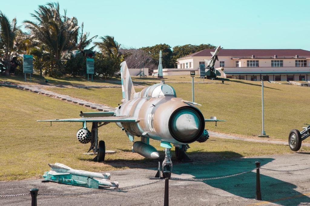 Kuba Propellermaschine