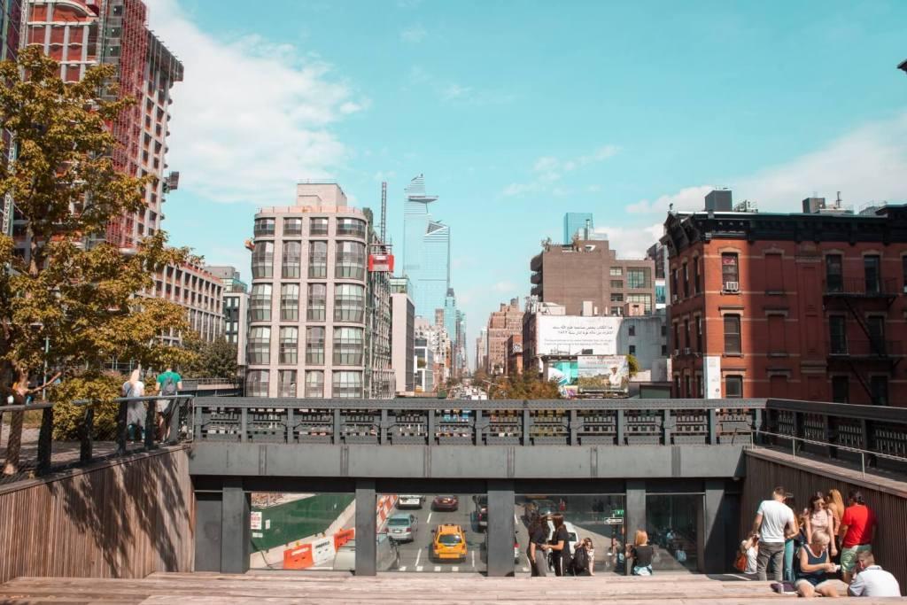 Highline New York City