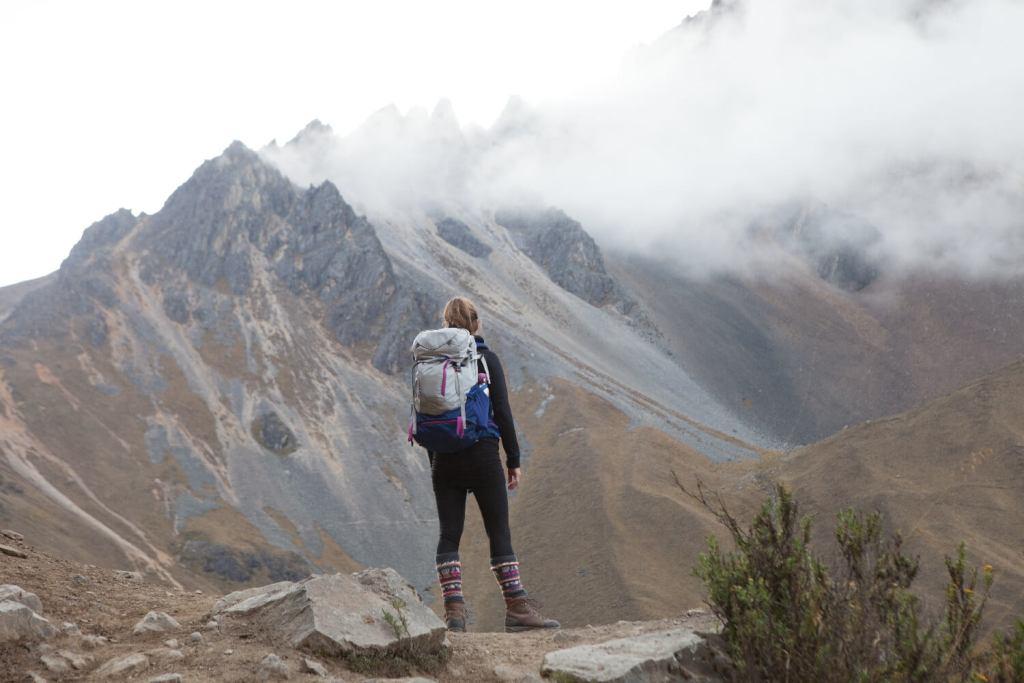 Salkantaytrek Berge