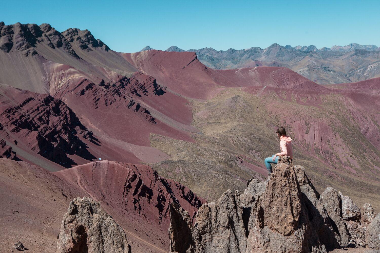 Red Valley Felsen