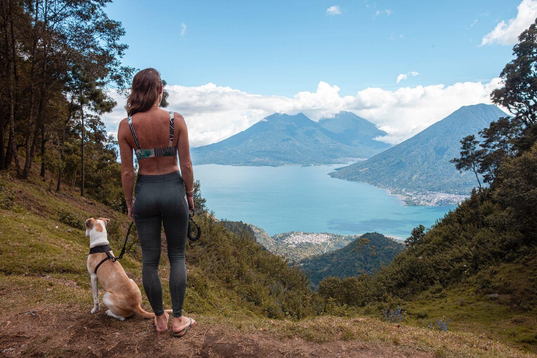 Auswandern Guatemala Lago Atitlan
