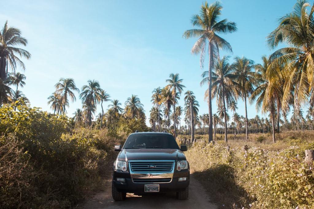 Unser Auto in Guatemala