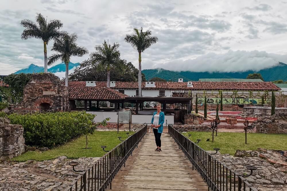 Santa Domingo in Guatemala