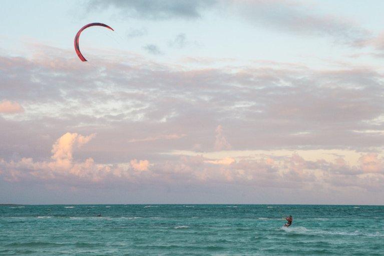 Kuba Kitesurfen Auswandern