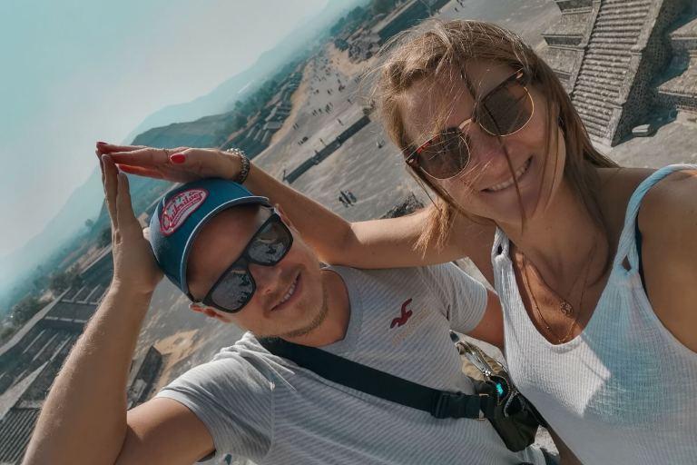 Mexiko Selfie Auswandern