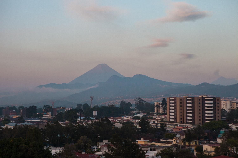 Corona Guatemala Titelbild