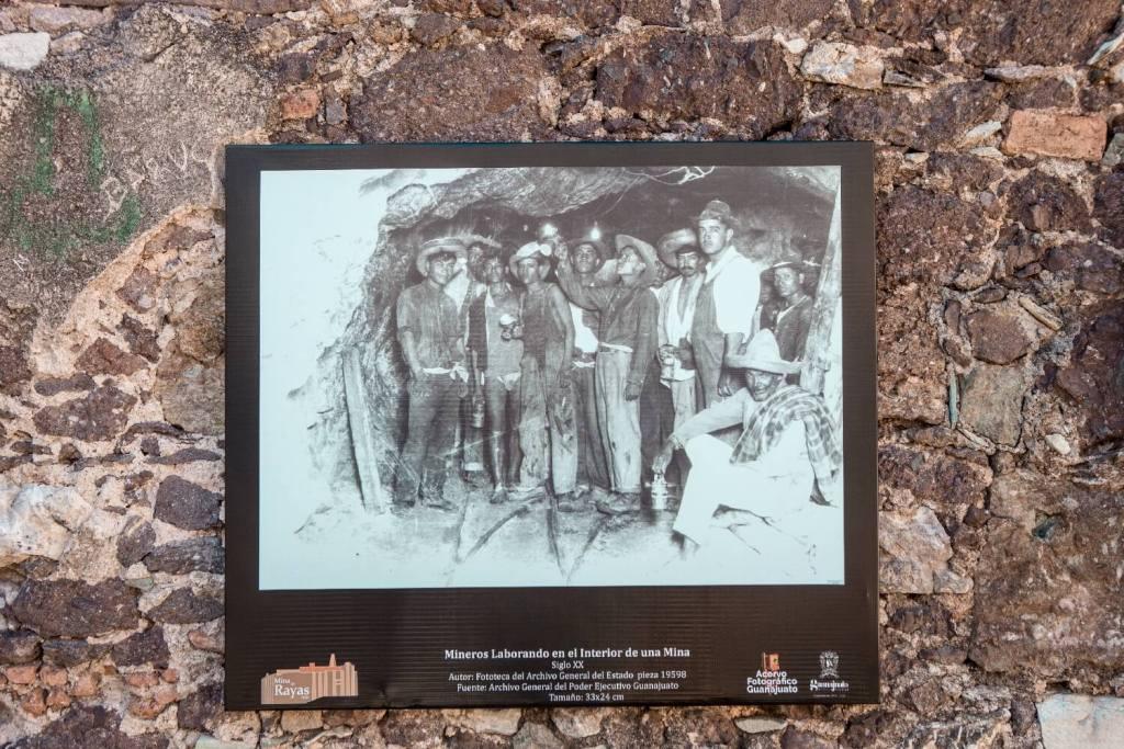 Guanajuato Bergwerk