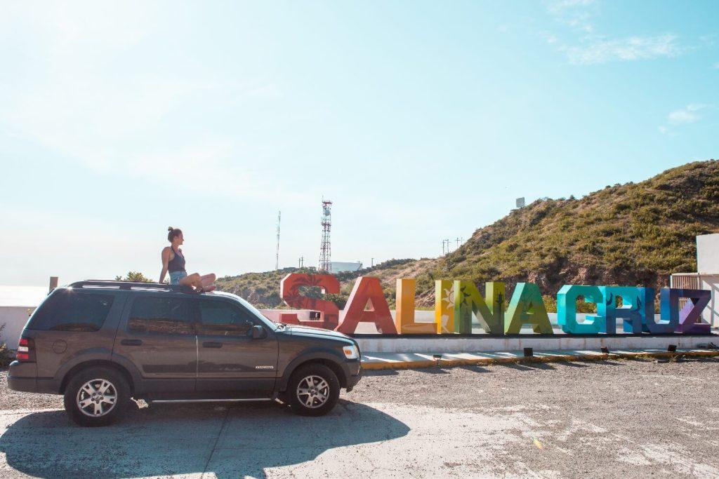Strände von Oaxaca Salina Cruz