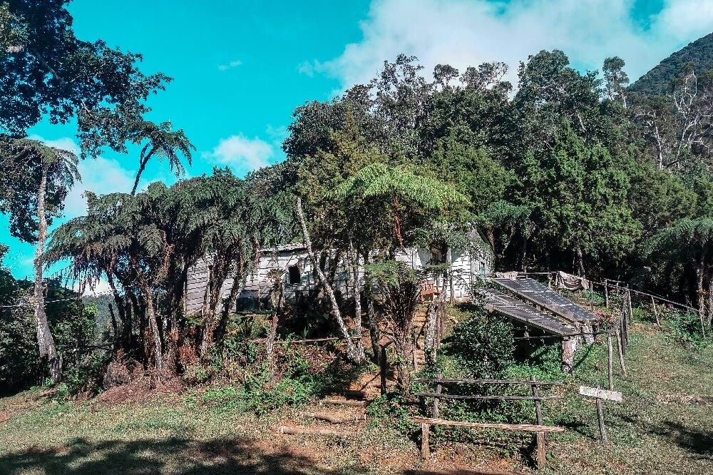 Camp Pico Turquino Wanderung