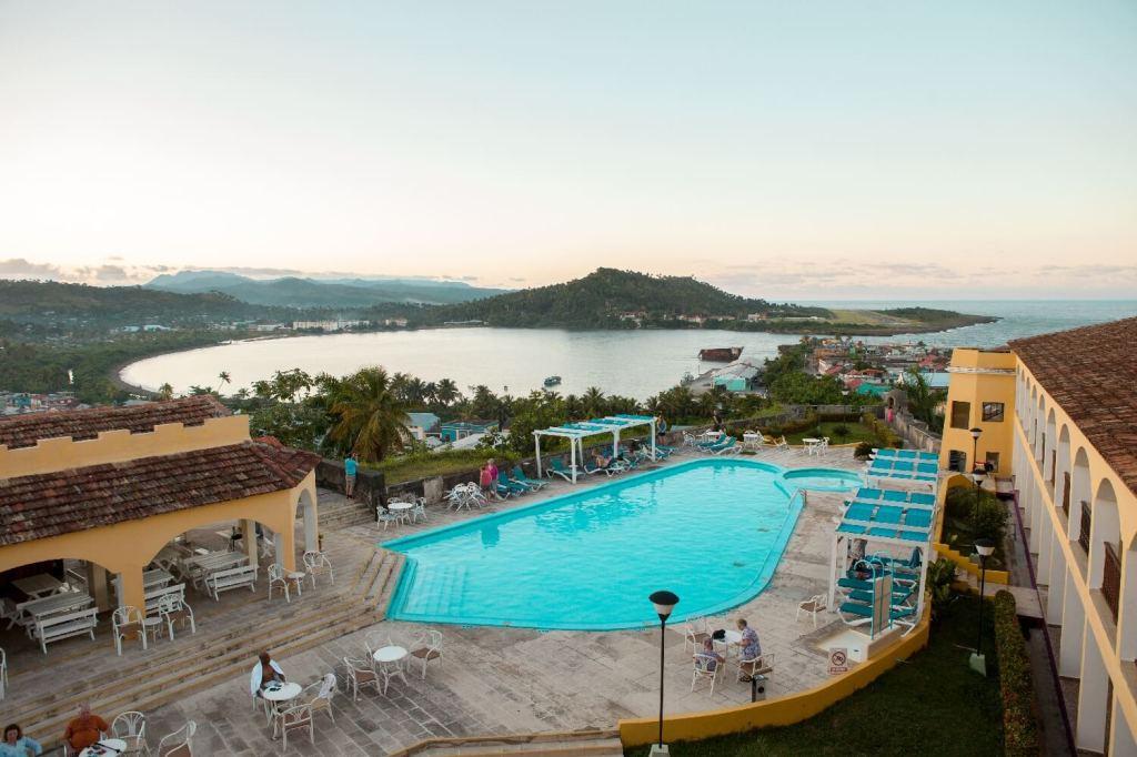 Reiseroute 3 Wochen Kuba Hotelanlage