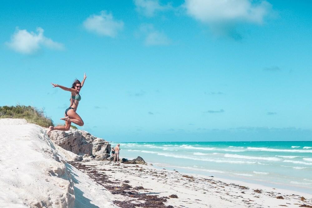 Playa Mojito Dünen Jump