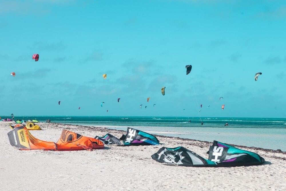 Kitesurfen Cayo Guillermo
