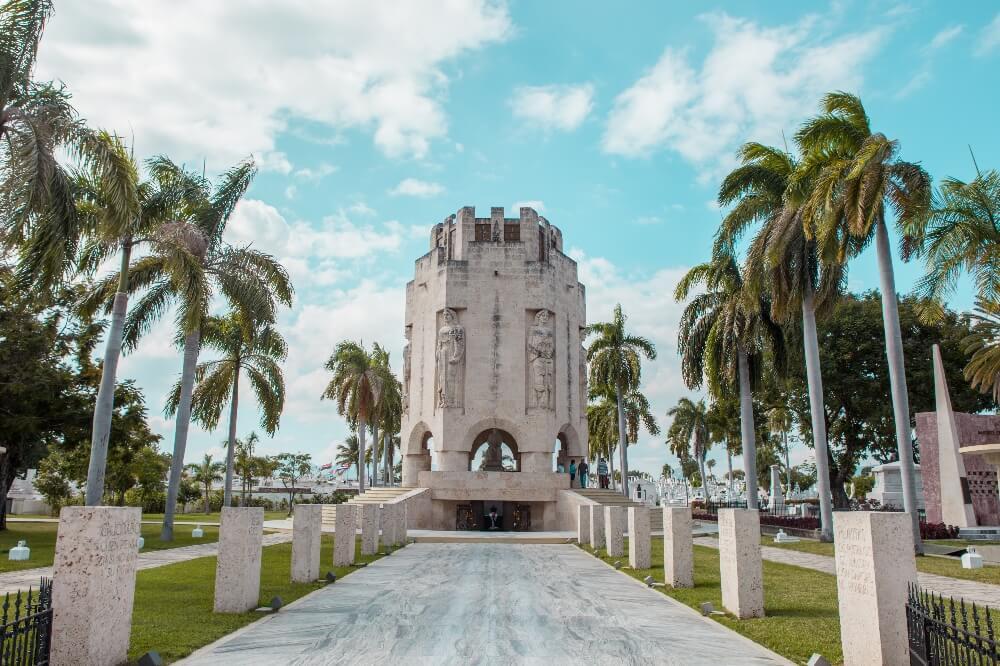 Cementerio de Santa Ifigenia Santiago de Cuba