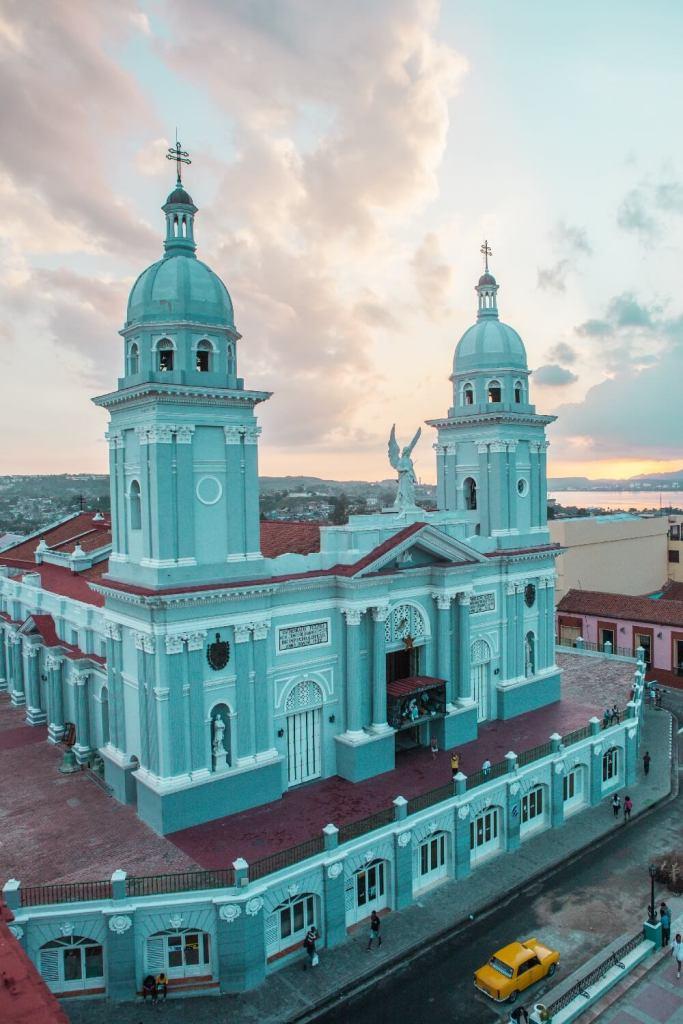 Kathedrale Santiago de Cuba