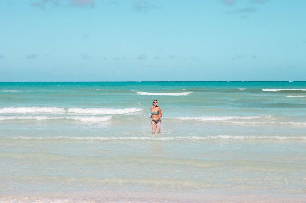 schönsten Strände auf Kuba Meer