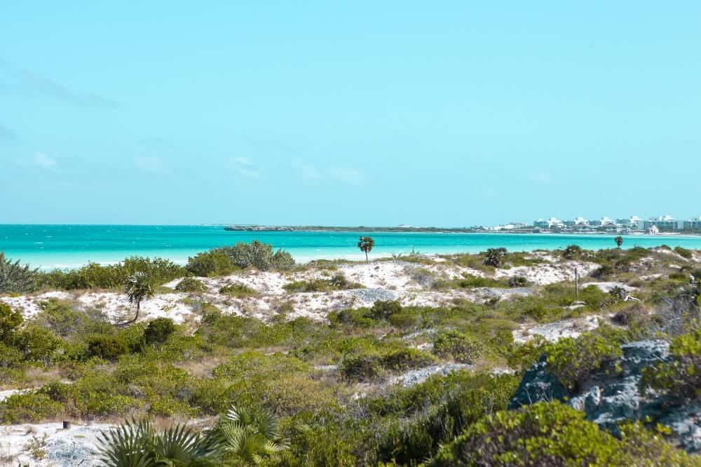 schönsten Strände auf Kuba Playa Pilar Dünen