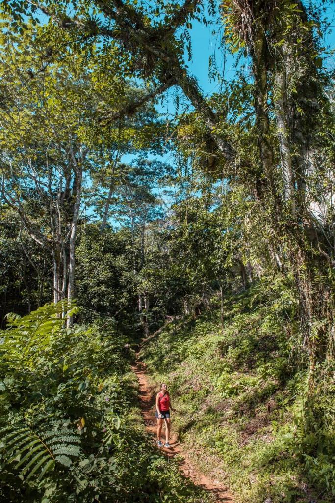 Salto de Caburní bei Trinidad in Kuba