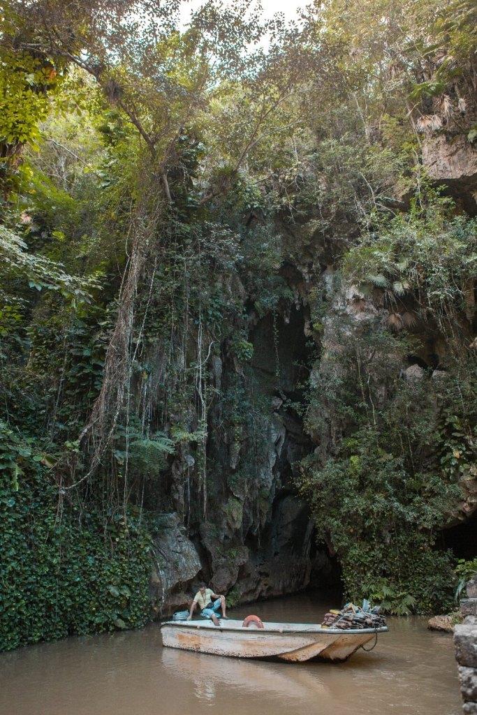 Cueva del Indio Ausgang