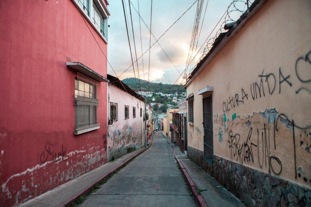 Straßen Xelas