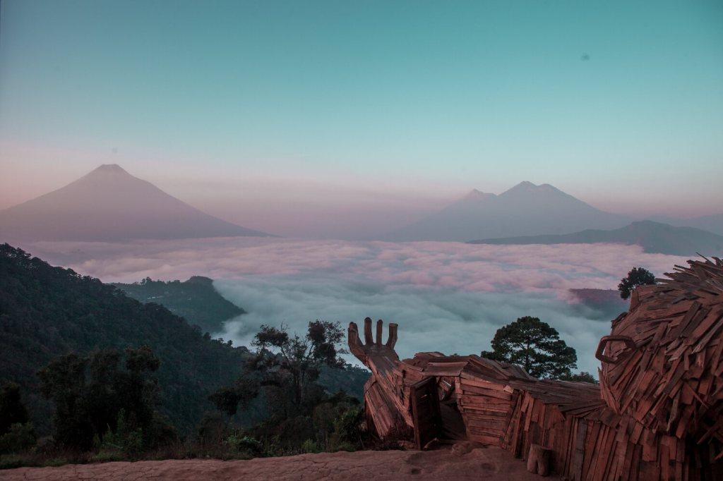 Sonnenaufgang Altamira