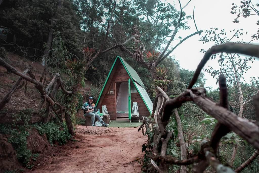 Hütte Abuelo Altamira