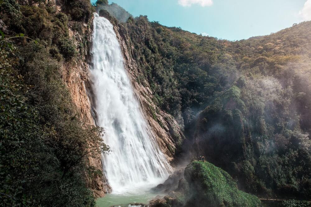Titelbild Cascada El Chiflon