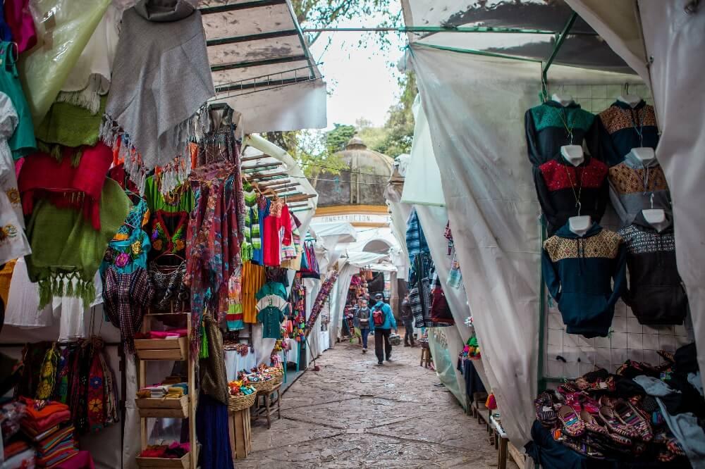 San Cristobal de las Casas Markt