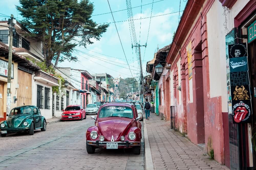 San Cristobal de las Casas Käfer