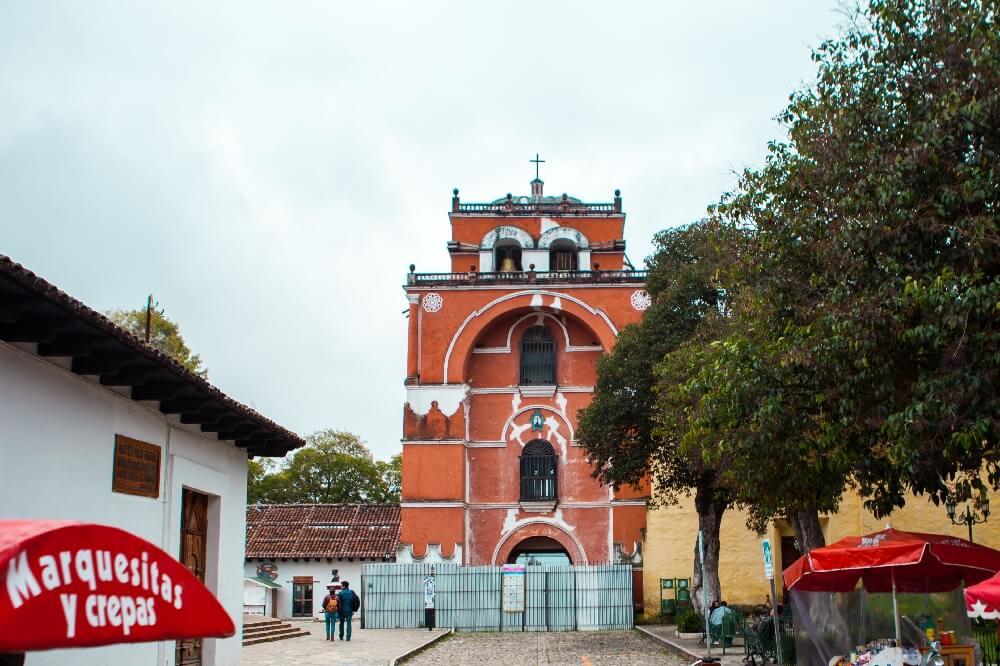 San Cristobal de las Casas Stadttor