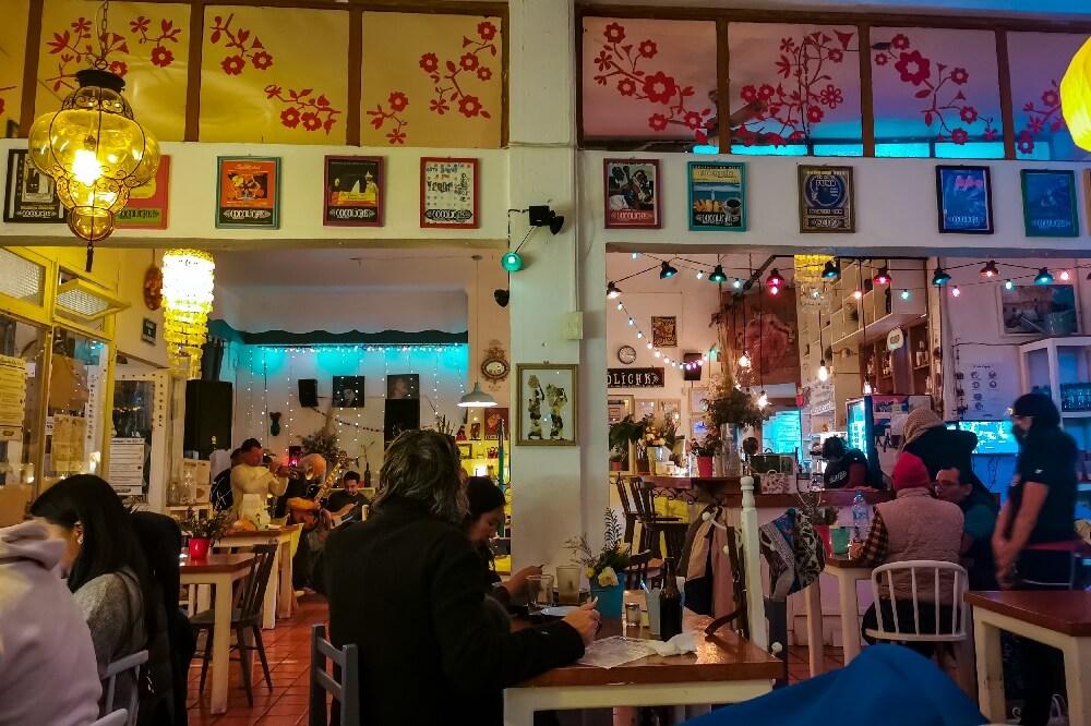 Cocoliche Restaurant